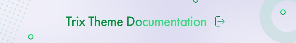 Trix Documentation